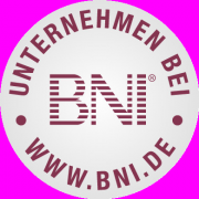 "BNI logo 180x180 - This is a post with post type ""Link"""